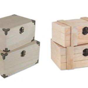 Κουτιά Ξύλινα